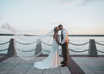 Southern Graces Wedding at the Beaufort Inn in Beaufort, SC | Photography by Peach and Oak Photography