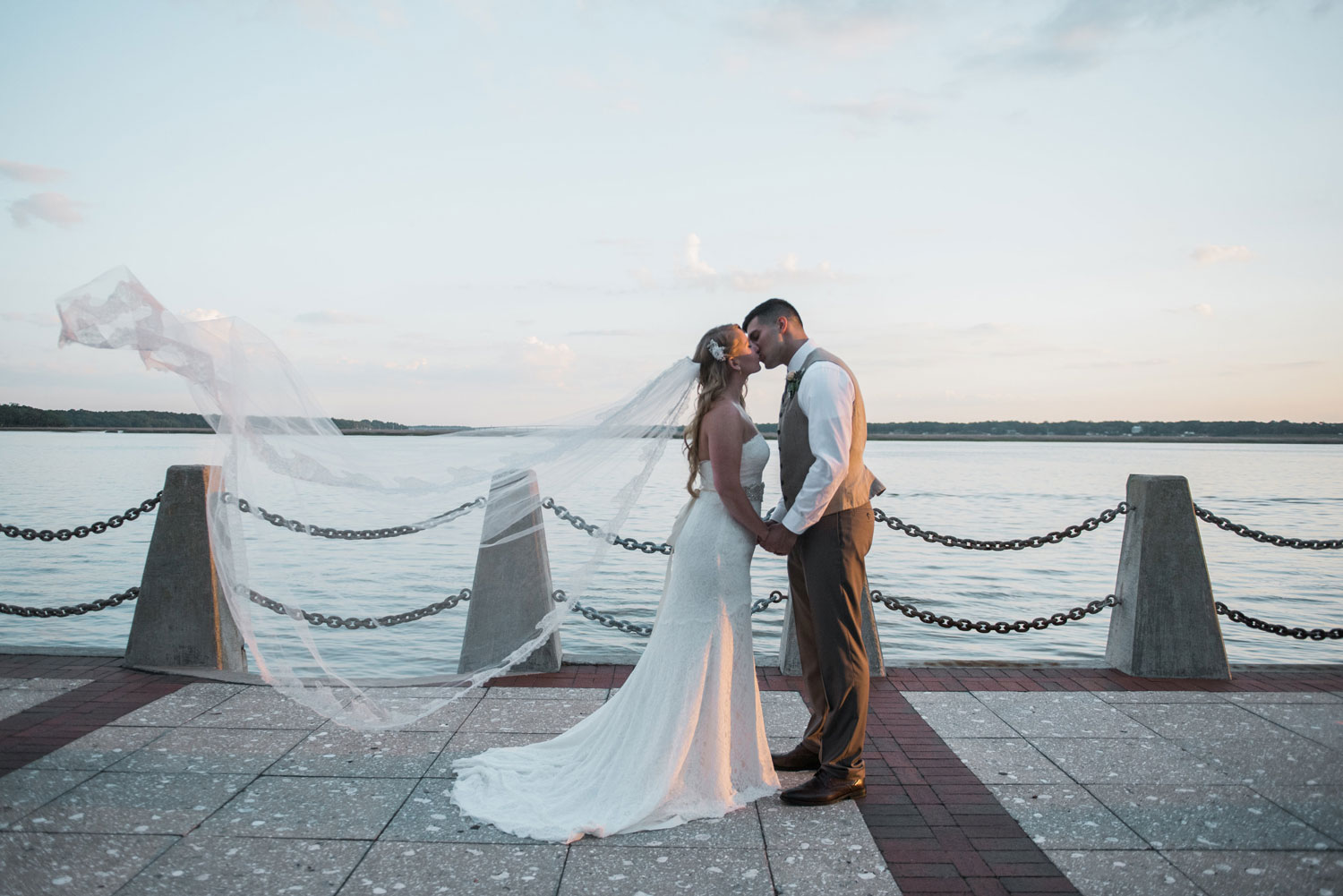 Southern Graces Wedding At The Beaufort Inn In Sc Photography By Peach And