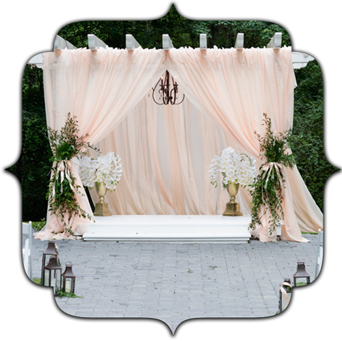 Ceremony & Reception Design