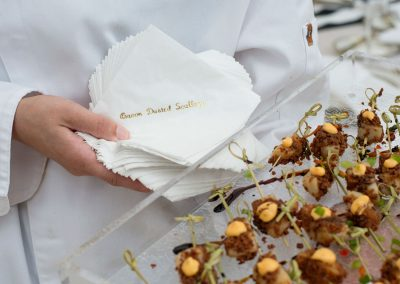 Southern Graces Corporate Catering at the Jepson Center in Savannah, GA | Photography by Nichole Barrali