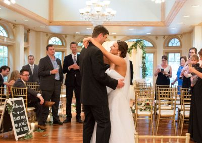 Southern Graces Wedding at the Gingerbread House in Savannah, GA | Photography by Nichole Barrali