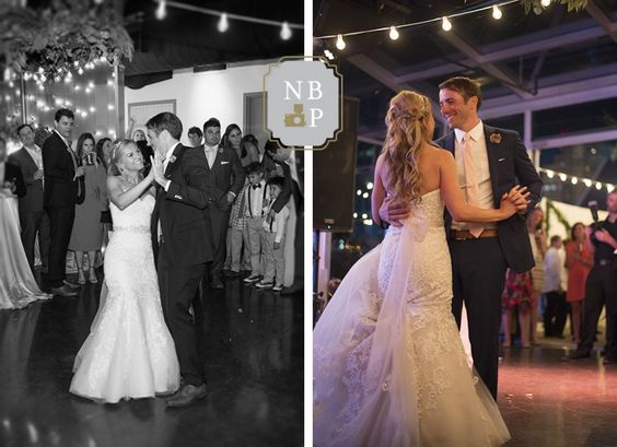 Britt and Jamie dancing and enjoying their wedding reception | Southern Graces