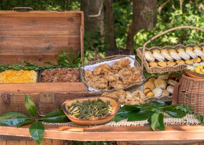 Southern Luxury Food Stations