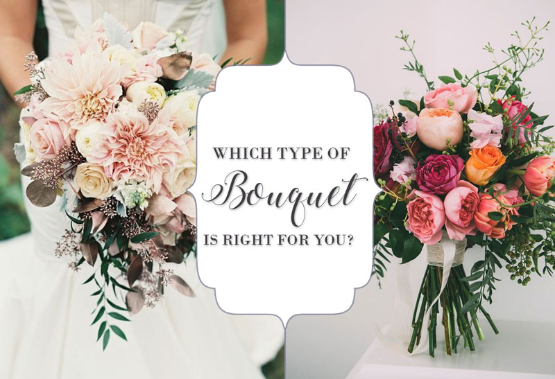 Which Type of Bridal Bouquet is Right for You? | Southern Graces