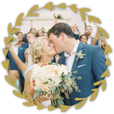 Southern Graces Real Wedding: Hayes and Brayden at the Beaufort Inn