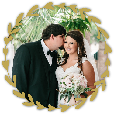 Southern Graces Real Wedding: Alexis and Jarrett at the Beaufort Inn