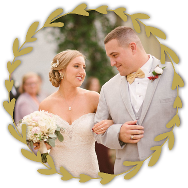 Southern Graces Real Wedding: Nadine and Conor at the Beaufort Inn