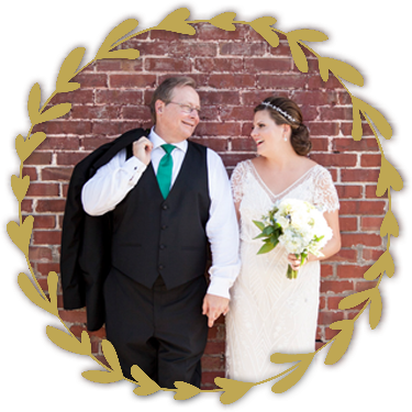 Southern Graces Real Wedding: Lauryn and Michael at Southern Graces' Soiree