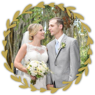 Southern Graces Real Wedding: Karen and John at the Beaufort Inn