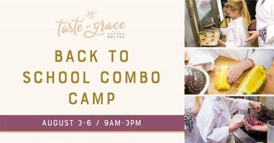 Back to School Combo Camp